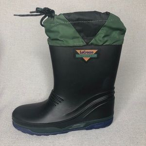 LaCross thermonator rubber boots